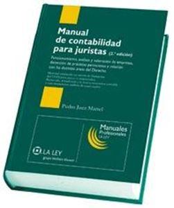 Imagen de Manual de contabilidad para juristas (2.ª Edición)