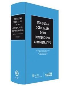 Imagen de 1700 dudas sobre la Ley de lo Contencioso-Administrativo