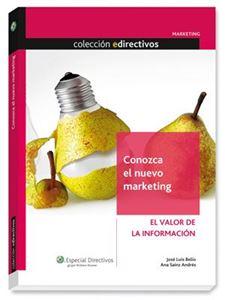 Imagen de Conozca El Nuevo Marketing. El valor de la información
