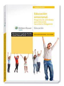 Imagen de Educación emocional. Programa de actividades para Educación Secundaria Obligatoria (4.ª Edición)
