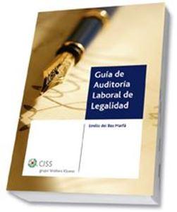 Imagen de Guía de Auditoría Laboral de Legalidad