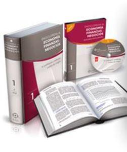 Imagen de Enciclopedia de Economía, Finanzas y Negocios
