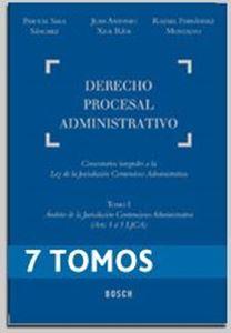 Imagen de Derecho Procesal Administrativo