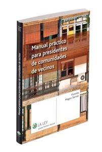 Imagen de Manual práctico para presidentes de comunidades de vecinos
