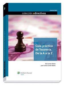 Imagen de Guía práctica de Tesorería. De la A a la Z