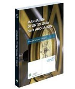 Imagen de Manual de deontología para abogados