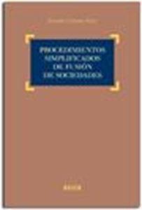 Imagen de Procedimientos simplificados de fusión de sociedades