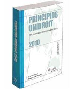 Imagen de Principios UNIDROIT relativos a los contratos de comercio internacional