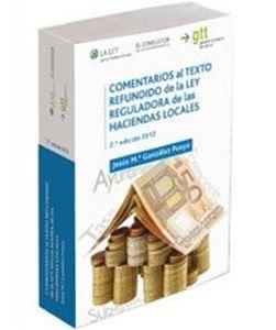 Imagen de Comentarios al Texto Refundido de la Ley de Haciendas Locales