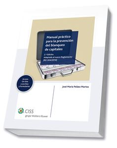 Imagen de Manual práctico para la prevención del blanqueo de capitales (2ª Edición)