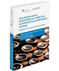 Imagen de Guía práctica para la aplicación de la Directiva de Servicios en las entidades locales
