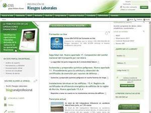 Imagen de Ciss Prevención de Riesgos Laborales (www.cissprevencion.es)