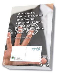 Imagen de El acceso a la información judicial en el Derecho comparado