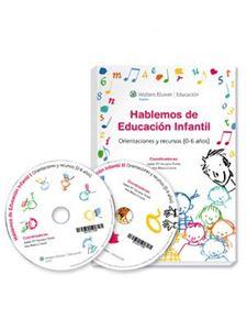Imagen de Hablemos de Educación Infantil. Orientaciones y recursos (0-6 años)