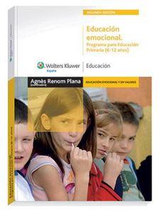 Imagen de Educación emocional. Programa para Educación Primaria (6-12 años)