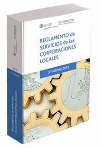Imagen de Reglamento de Servicios de las Corporaciones Locales