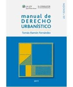 Imagen de Manual de Derecho Urbanístico