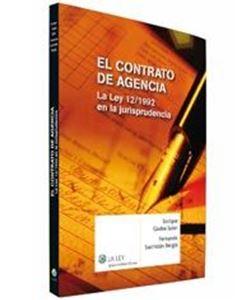 Imagen de El contrato de agencia. La Ley 12/1992 en la jurisprudencia