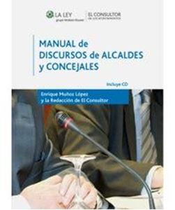 Imagen de Manual de discursos de Alcaldes y Concejales. Incluye CD-ROM