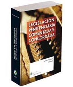 Imagen de Legislación penitenciaria comentada y concordada