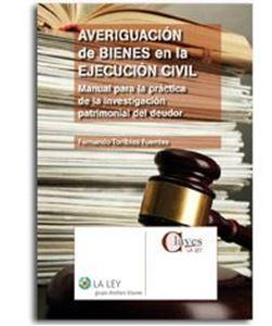 Imagen de Averiguación de bienes en la ejecución civil