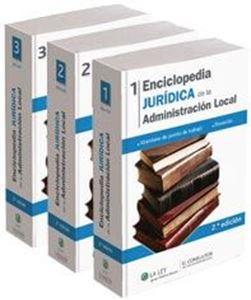 Imagen de Enciclopedia Jurídica de la administración local. Edición 2012