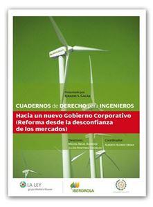 Imagen de Cuaderno 21-Hacia un nuevo Gobierno Corporativo