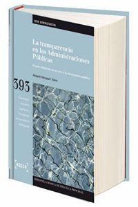 Imagen de La transparencia en las administraciones públicas