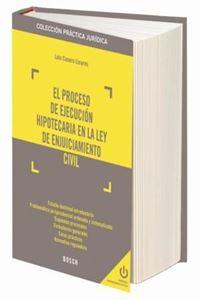 Imagen de El proceso de ejecución hipotecaria en la Ley de Enjuiciamiento Civil