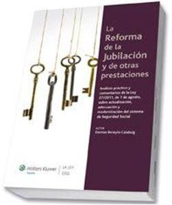 Imagen de La Reforma de la jubilación y otras prestaciones