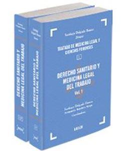 Imagen de Derecho Sanitario y Medicina Legal del Trabajo