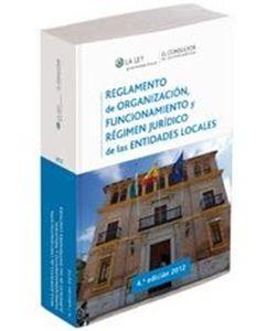 Imagen de Reglamento de organización, funcionamiento y régimen jurídico de las Entidades Locales