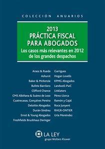 2013 Práctica Fiscal para abogados - versión digital