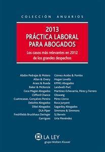 2013 Práctica Laboral para abogados - versión digital
