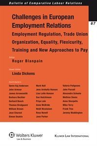 Challenges in European Employment Relations