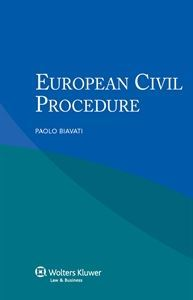 Imagen de European Civil Procedure