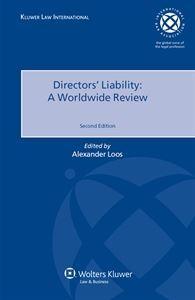 Imagen de Directors' Liability