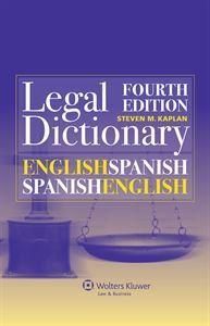 English-Spanish and Spanish-English Legal Dictionary