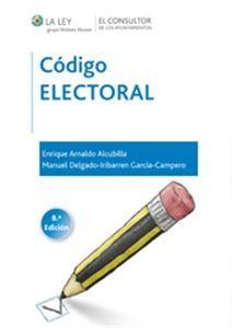 Imagen de Código electoral. 8ª Edición