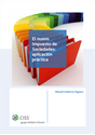 Imagen de El nuevo impuesto de sociedades: aplicación práctica