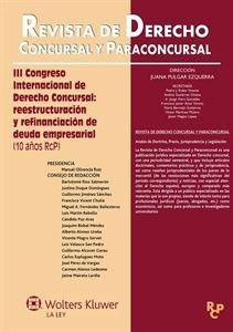 Imagen de Revista de Derecho Concursal y Paraconcursal
