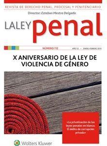 Imagen de LA LEY Penal