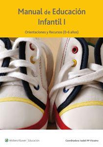 Imagen de Manual para Educación Infantil. Orientaciones y recursos 0-6 años