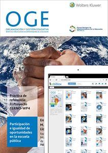 Imagen de OGE. Organización y Gestión Educativa