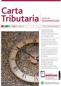 Imagen de Carta Tributaria DOCUMENTACIÓN