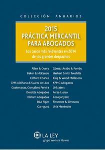 2015 Práctica Mercantil para Abogados