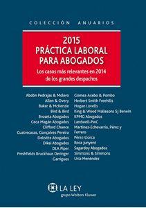 2015 Práctica Laboral para Abogados