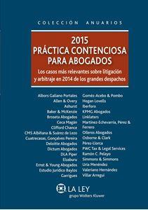 2015 Práctica Contenciosa para Abogados