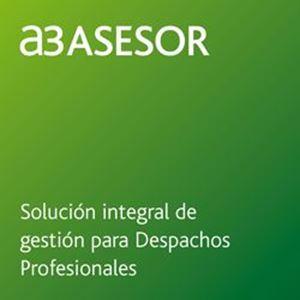 Imagen de a3ASESOR | Solución integral gestión para Despachos Profesionales