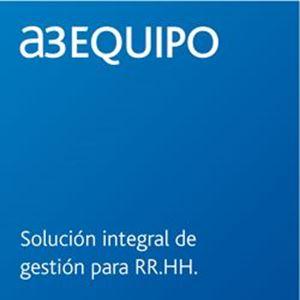 Imagen de a3EQUIPO | Solución integral de gestión de RRHH
